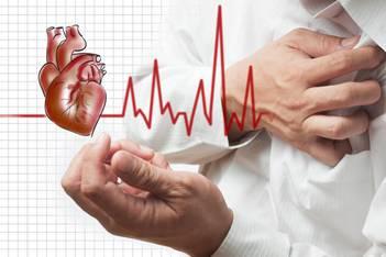 Nguy cơ đột tử vì bị nhồi máu cơ tim