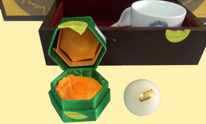 bán an cung rùa vàng
