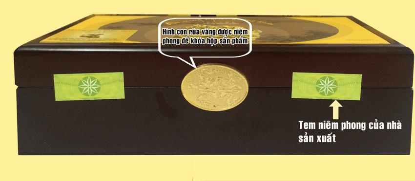 Thuốc chống đột quỵ An cung Rùa Vàng giá bao nhiêu